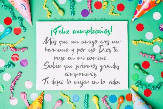 Mensajes De Cumpleanos Cristianos 100 Felicitaciones 2019