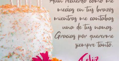 Frases De Cumpleaños Para Una Madre 100 Mensajes2019