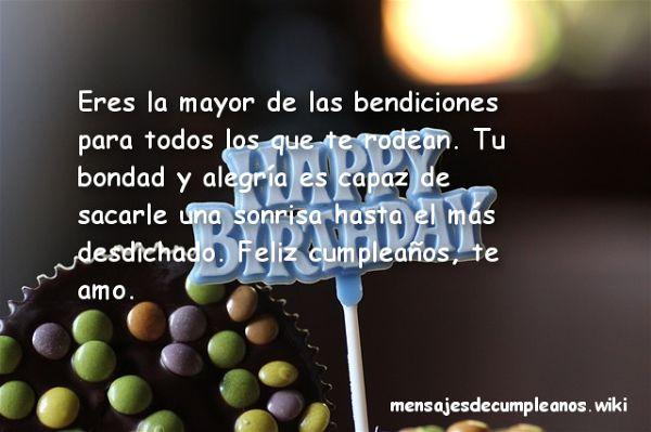 Frases Super Originales: Imagenes Con Frases De Feliz Cumpleanos Para