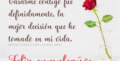 Frases De Cumpleaños Para Un Esposo 100 Mensajes2019