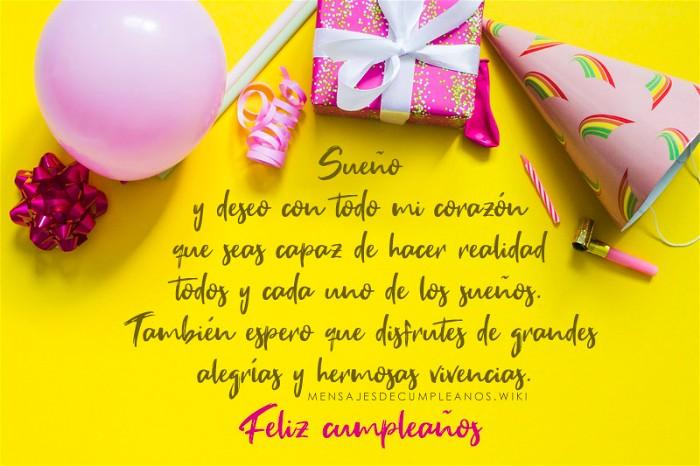 Frases De Cumpleaños Para Una Ahijada 100 Mensajes