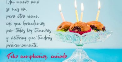 Frases De Cumpleaños Para Un Cuñado 100 Mensajes2019